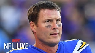Philip Rivers parts ways with the Chargers, will enter NFL free agency | NFL Live