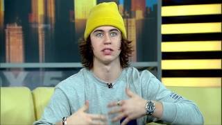 Nash Grier Previews 'The Outfield' Co-Starring Cameron Dallas