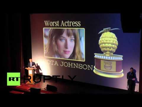 USA: Fifty Shades of Grey awarded