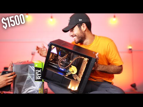 $1500 Gaming PC Build Guide - RTX 2070 SUPER i7 9700K (w/ Benchmarks)