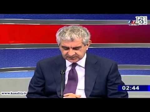 Əli Əhmədovla Cəmil Həsənli arasında qalmaqal - İTV (17 sentyabr 2013)