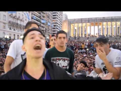 LO MEJOR DE ECKO en el Rosario UnderFree Fecha9