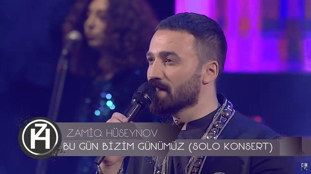 Zamiq Hüseynov — \