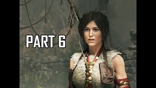 Shadow of the Tomb Raider Walkthrough Part 6 - Trial of the Eagle (Let's Play Gameplay Commentary)