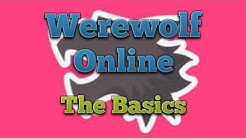 Werewolf Online - The basics