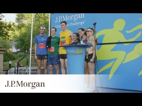New York City 2014   J.P. Morgan Corporate Challenge   J.P. Morgan