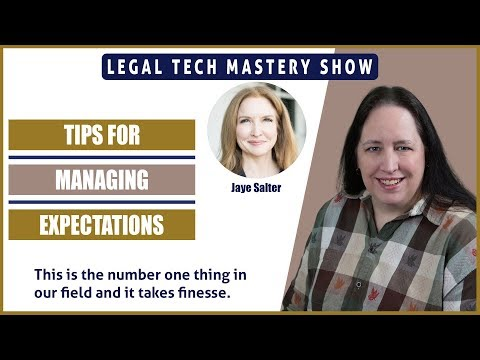 Tips for Managing Expectations S02E10