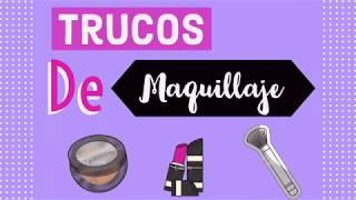 Los mejores TRUCOS DE MAQUILLAJE PARA PRINCIPIANTES - Marideas