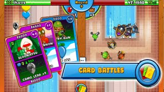 BTD Card Battles - Awesome Short Map Deck