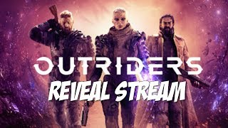 The Laymen React To The Outriders Gameplay Reveal
