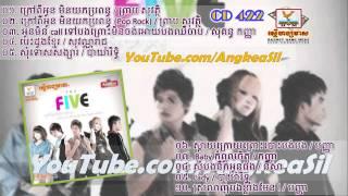 Krav Pi Oun Min Yok Propun Pop Rock By Preab Sovath RHM CD vol 422
