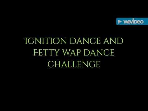 Fetty wap dance craze challenge and...