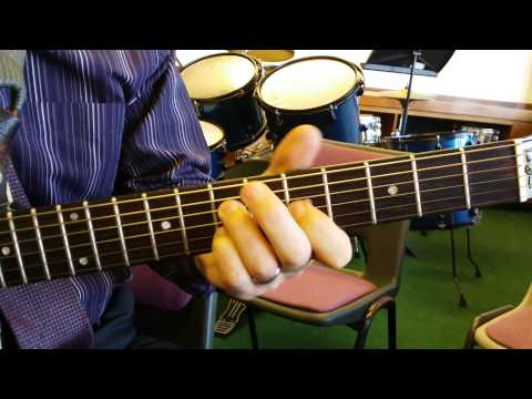 Secret Garden chords acc blues