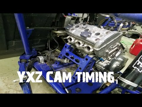 YXZ Cam Timing! - YouTube
