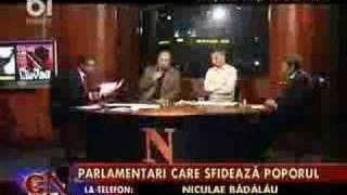Parlamentari Care Sfideaza Poporul
