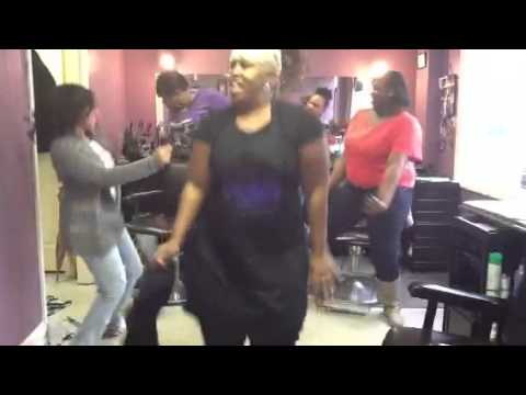 The Stylist Gallery, Conyers, GA Harlem Shake
