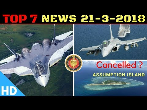 Indian Defence Updates : $4Bn for Indian FGFA,Reliance in Rafale Deal,Assumption Plan,US-India Pacts