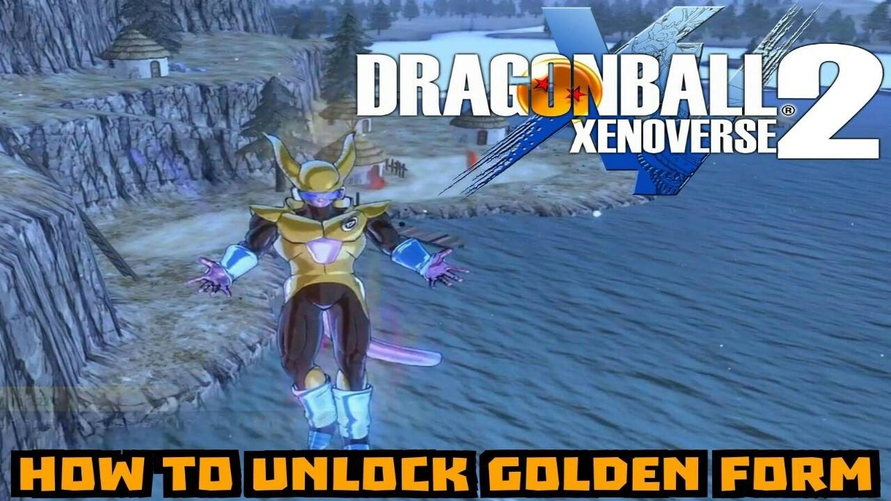 Dragon ball xenoverse 2 ps4 how to unlock golden forms gold chinese dragons framed