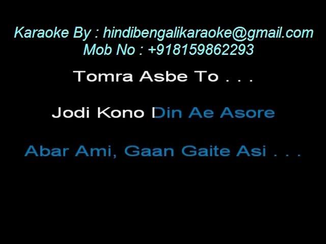 Tomra Asbe To Karaoke Kumar Sanu Chords Chordify