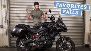 2018 Versys 650 LT - Favorites & Fails