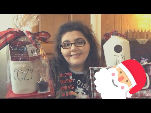 RAE DUNN CHRISTMAS HUNT WITH ME & HAUL!