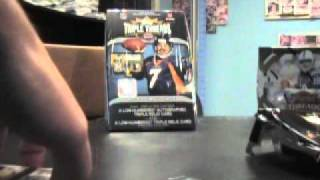 Lee M's 2008 Premier & 2010 Triple Threads Football 2 Box Break