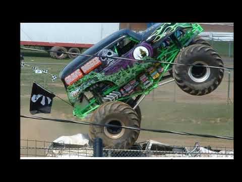 Monster Jam Summer Heat | Williams Grove Speedway | Mechanicsburg, Pennsylvania | June 26, 2004