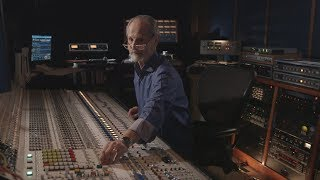 Eddie Kramer mixing The Wind Cries Mary by Grace Potter