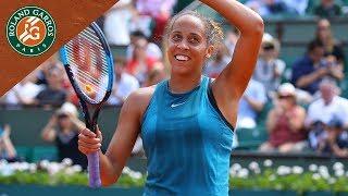 Madison Keys - Preview Quarter-Final I Roland-Garros 2018