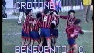 BALESTRIERI Maurizio [Fc Crotone - Benevento 1-0 Serie C2 1997-98]
