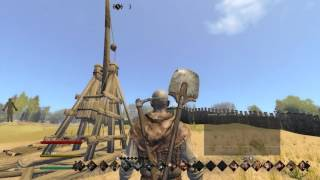 Raid with Trebuchet & Explosives in Life is Feudal Part 1