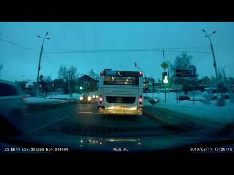 Автобус гос.номер АХ409 регион 50, рейс №5. г. Серпухов.