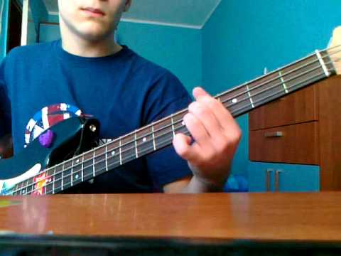 Green Day-Jesus Of Suburbia bass cover