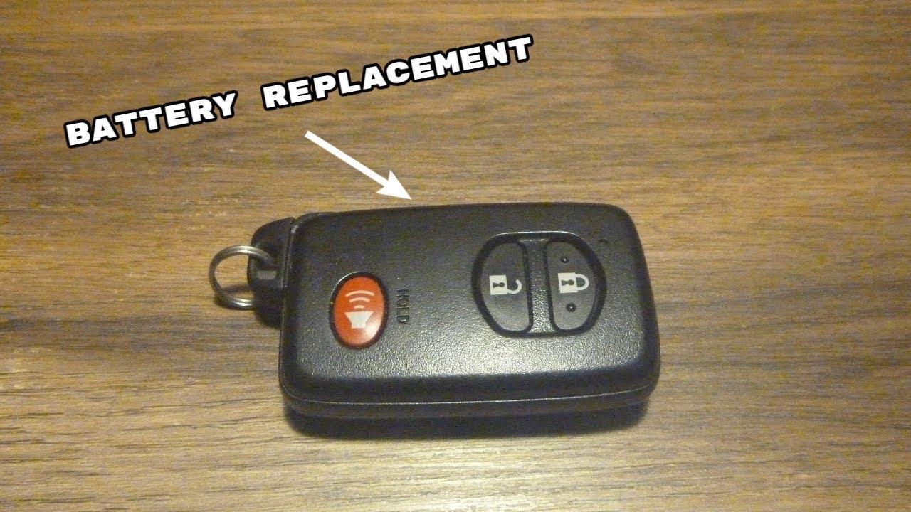 Prius Key Battery >> Prius Key Battery Best Upcoming Car Release 2020