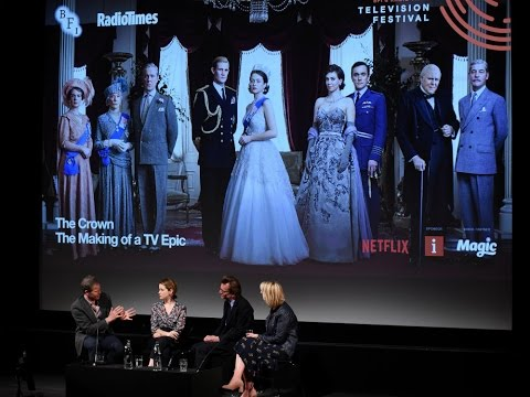 "The Crown's Claire Foy on the royals: ""We dictate who they are as a symbol of our country"""