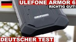 Ulefone Armor 6 Test: Sehr gutes Outdoor Smartphone (Deutsch)