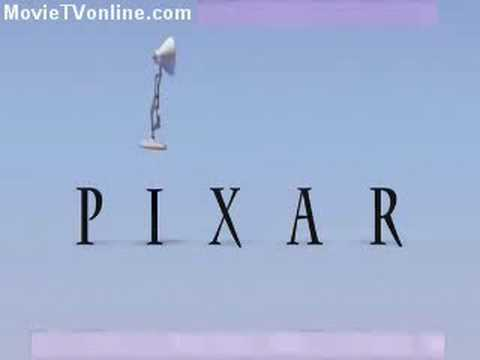 Pixar Animation Studios Logo - YouTube