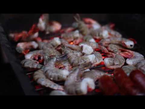 креветки жарятся - fried shrimp 11.2016 без регистрации и смс