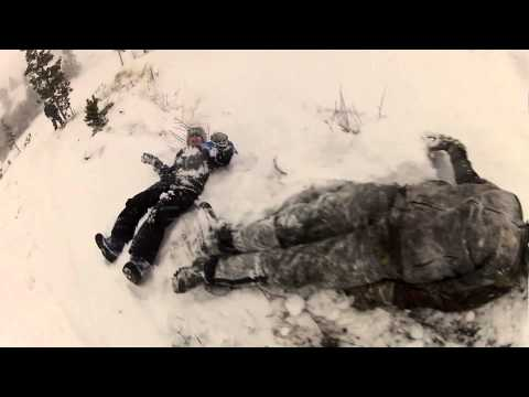 Sledding Funny Crashes And Wipeouts Winter Park, CO