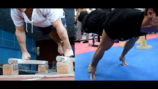 Didenko. Larosa. Calisthenics Bodyweight Workout Power.(Extreme Calisthenics Bodyweight Street Workout video with the collaboration of Alexander Didenko from Ukraine and Andrea Larosa from Italy. Song used in ..., 2015-12-24T14:05:04.000Z)
