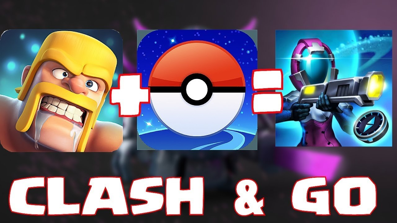 NEW SPACE GAME : CLASH & GO!! : AR STRATEGY GAME!!