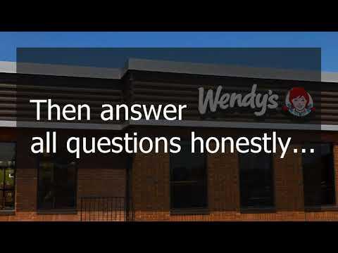WendysWantsToKnow | Talk To Wendy's Com Survey At Www.talktowendys.com