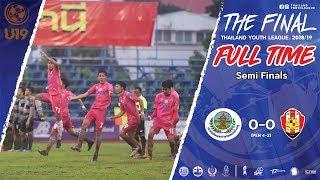 Thailand Youth League Highlight : สมาคมกีฬาแห่งจังหวัดหนองบัวลำภู 0-0 (PEN4-2) อัสสัมชัญ ยูไนเต็ด