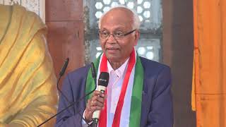 Dr. Raghunath A Mashelkar speaks of the magnificent monument, 'The World Peace Dome'