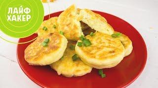 как приготовить сырники: 4 простых рецепта