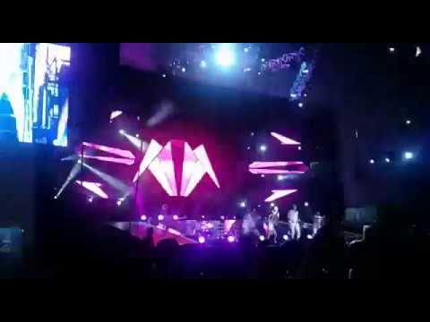 Maluma en concierto-Palacio de los Eventos de Maracaibo 1/2