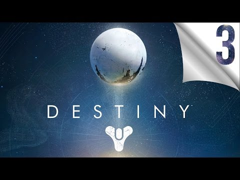 DEFENSES UP AND READY TO GO | Destiny [Part 3]