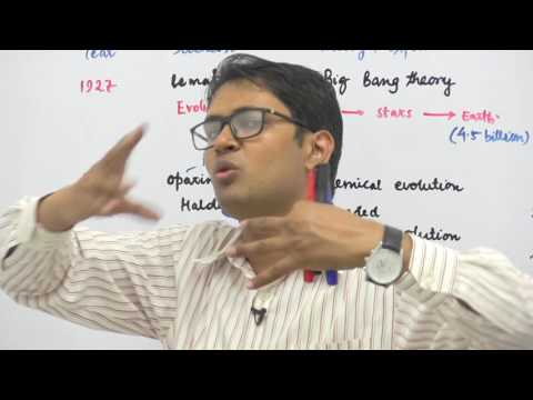 Origin of Life - Evolution - Dr. Rajeev Ranjan   NEET & AIIMS   Video Lectures