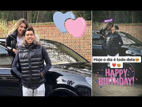 Liverpool star Roberto Firmino buys wife Porsche Cayenne
