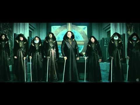 Download Priest Trailer 2 (Super Bowl TV) HD 1080p 2011
